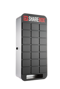 Sharebox 21 no stripe