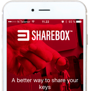 Sharebox app white phone (2)