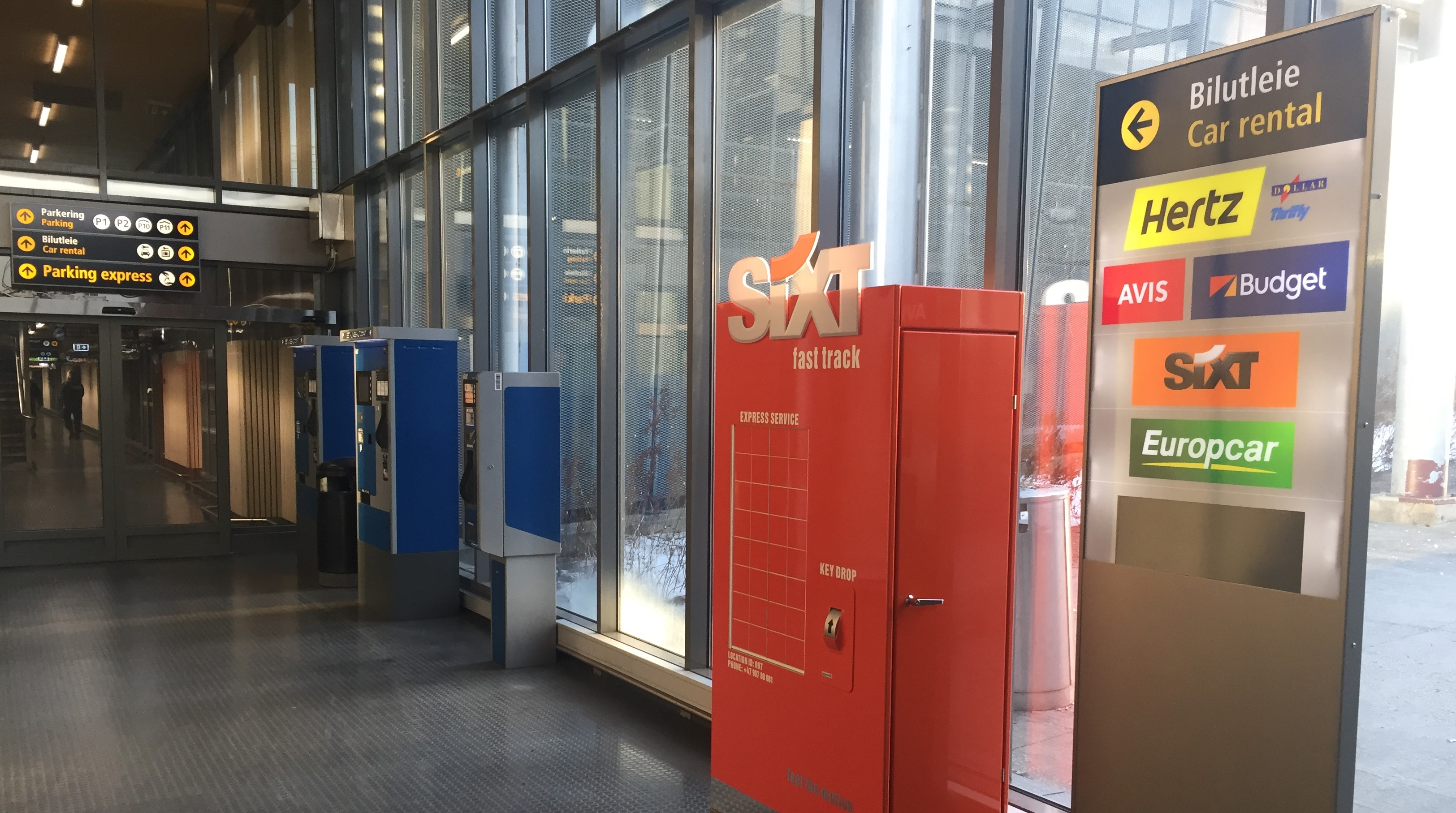 Sixt Oslo Airport 04. (2)